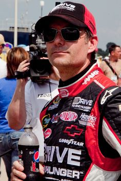 Jeff Gordon Taken at the Brickyard400 Indianapolis Speedway NASCAR