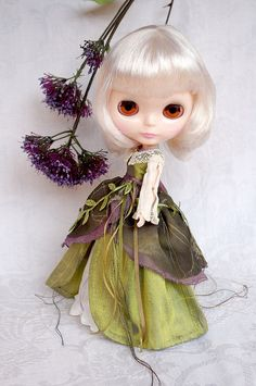 Kikihalb - Forest Fairy Blythe dolls... where have I been!!