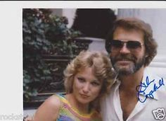 This beautiful photo photo was handsigned in person by legendary singer and songwriter Glen Campbell. Tanya Tucker, Glen Campbell, Legendary Singers, Famous Couples, Mens Sunglasses, Image, Beautiful, Style, Swag