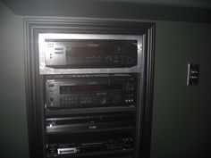 DIY In-Wall AV Rack Thread - Canadian TV, Computing and Home Theatre Forums