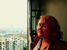 View from my Chengdu apartment