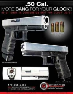 50 Cal Glock