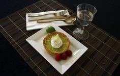 Rectangle Dessert Dish