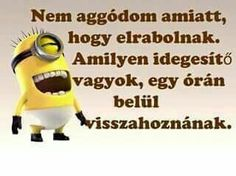 Öt perc is elég lesz😂😂😂 Minion Humor, Minions, Luck Quotes, Me Too Meme, Life Motivation, Smiley, Funny Photos, Quotations, Haha