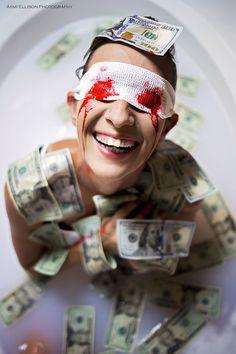 7 Deadly Sins Greed Armi Ellison Photography