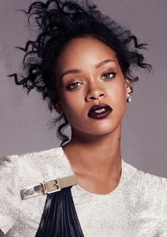 Rihanna, Rihanna for ELLE Magazine.