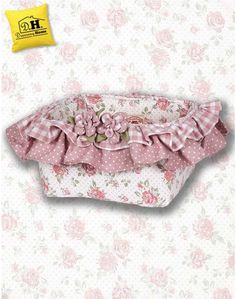 Dressing Home - Dressing Home Decoration Shabby, Lamp Cover, Basket Organization, Textiles, Applique, Dressing, Quilts, Sewing, Mamma