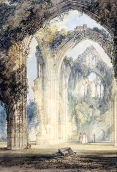 1795 J.M.W. Turner (British Romantic landscape painter,water-colourist, and…