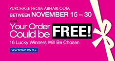 You have the chance to get the order for 100% free.