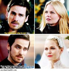 Captain Swan is true love! Once Upon A Time Funny, Once Up A Time, Ouat, Narnia, Hook And Emma, Outlaw Queen, Killian Jones, Colin O'donoghue, Harry Potter