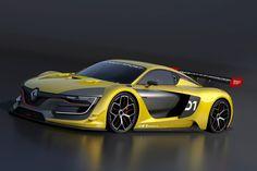 R.S. 01 o novo carro de competições da Renault...  Acesse: www.concettomotors.blogspot.com.br