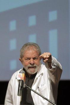 'Não tem neste país viva alma mais honesta que eu', diz Lula (foto: EPA)