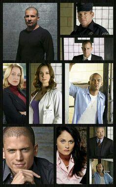 Prison Break, Season 1