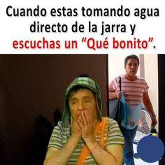 Funny Spanish Memes, Spanish Humor, Funny Memes, Alien Aesthetic, Mexican Memes, Funny Disney Jokes, Humor Mexicano, Lol, New Memes