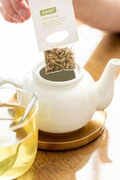 Genuss und Geschmack gehen Hand in Hanf. 🌱🤝Der CBD Hanftee Energy - jetzt auch in Beutelform erhältlich. ☝️ Wellness To Go, Bio Tee, Feel Better, Foods