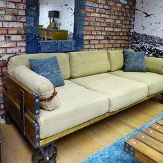 Fancy - Warehouse Originals Sofa