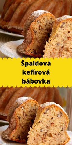 Healthy Sweets, Kefir, Pavlova, Quick Recipes, French Toast, Food And Drink, Vegan, Cooking, Breakfast