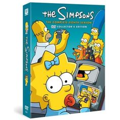 http://ift.tt/2dNUwca | The Simpsons - Season 8 DVD | #Movies #film #trailers #blu-ray #dvd #tv #Comedy #Action #Adventure #Classics online movies watch movies  tv shows Science Fiction Kids & Family Mystery Thrillers #Romance film review movie reviews movies reviews