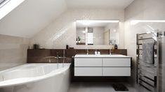 3D návrh modernej kúpeľne Alcove, Bathtub, Bathroom, Standing Bath, Washroom, Bathtubs, Bath Tube, Full Bath, Bath