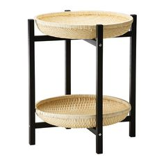 TRENDIG 2013 Tray table IKEA The furniture is hand-woven and therefore unique.