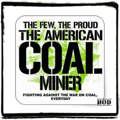 Fighting against the war on coal every day. #Coalmining #BanlawFuelManagement