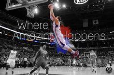 LA Clippers Blake Griffin HD Wallpaper