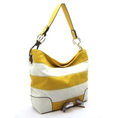 Classic Striped Hobo Handbag (Yellow) OMG Styles,http://www.amazon.com/dp/B0088BUFOE/ref=cm_sw_r_pi_dp_fQEusb0JQHJDNXA0