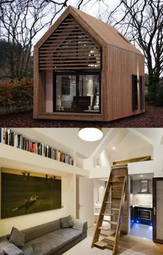 shed for living by fkda architects. dwelle eco home - now i just need to find somewhere put it. shed for living by fkda architects