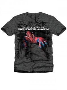 Buy T-Shirts Online | Spiderman Series Round Neck T shirt | BIO-213 | cilory.com