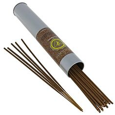 Indian Ayurveda Manipura Incense Sticks - Tin Tube with 30 Sticks in All - Great Gift for All Occasions ShalinIndia http://www.amazon.com/dp/B00MIJNMUG/ref=cm_sw_r_pi_dp_EUKJvb0AQ7308