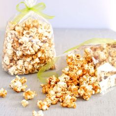 Perfect Salted Caramel Popcorn - stop looking, this is the only caramel popcorn recipe you'll even need!