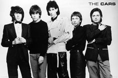 The Cars https://www.facebook.com/FromTheWaybackMachine