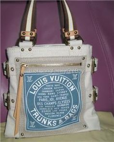 would never pay that money but LOVE the look of this bag - super cool :)