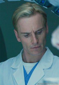 "Michael Fassbender as ""David 8"" in ""Prometheus"" (2012)"