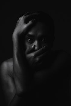 Me + Silence by Junel Mujar on Low Key Photography, Dreamy Photography, Photography Photos, Creative Photography, Black And White Photography, Headshot Poses, Photography Challenge, Dark Wallpaper, Hand Games