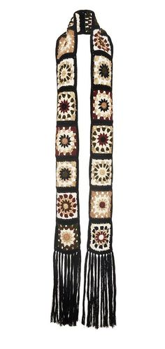 Crocheted cardigan by Rosetta Getty - Daliute -