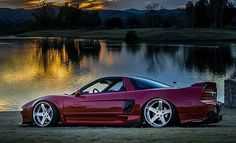 HONDA NSX today's car