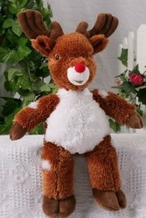 The Reindeer Kit includes:  The animal skin  Stuffing  A Wish Star Adoption certificate  Full instructions