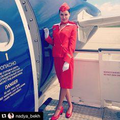 @nadya_bekh, спасибо за красоту! Авиакомпания: @aeroflot Еще стюардессы компании: #stewardess_aeroflot Как попасть к нам в ленту? 1. Отметь @topstewardess на своем лучшем фото. 2. Пиши тег: #topstewardess или #топстюардесс и назвuание авиакомпании под своим фото! 3. Если Ваш профиль закрыт, а мы на Вас не подписаны, то присылайте Direct #СамыекрасивыеРф #rfgirls #moscow #москва #msk #spb #piter #flight #plane #flightattendant #стюардесса #stewardess #airplane #cabincrew #аэрофлот #aeroflot…