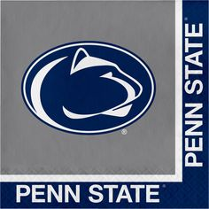 Pennsylvania State Univ 2 Ply Lunch Napkins/Case of 240 Tags: Pennsylvania State University; Lunch Napkins; Collegiate; Pennsylvania State University Lunch Napkins;Pennsylvania State University party tableware; https://www.ktsupply.com/products/32786326062/Pennsylvania-State-Univ-2-Ply-Lunch-NapkinsCase-of-240.html