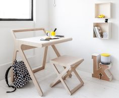 RaFa-kids Hip & Sustainable Furniture Collection Launched by Two Architects…