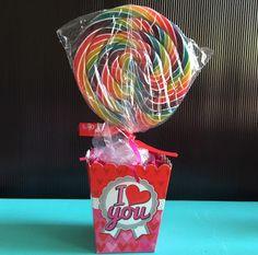 Regala ramos de chupetes para amor y amistad | Swikar Candy