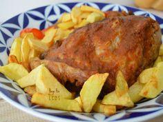 La cocina de Samira: Paletilla de cerdo al estilo de mamá