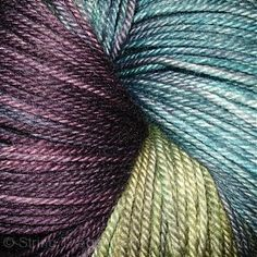 Caper Sock - Nerrivik. My current holy grail of yarn.