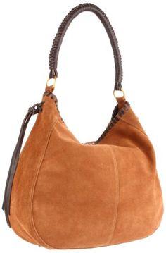 Amazon.com: Linea Pelle Women's Willow Native Shoulder Bag, Whiskey
