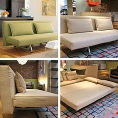 White Leather Sofa Innovation USA Puzzle Wood Sleeper Sofa AllModern J Pinterest Sleeper sofas and Woods