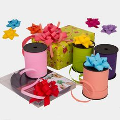 Paper Synthetic Monofacciale #bows #gift #ribbon #wrapping #nastri