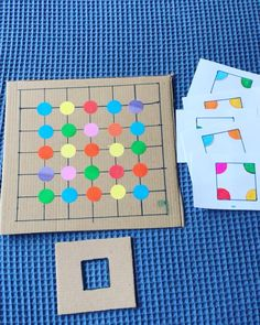 Motor Skills Activities, Toddler Learning Activities, Games For Toddlers, Montessori Activities, Infant Activities, Classroom Activities, Teaching Kids, Kids Learning, Learning Numbers Preschool
