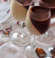 Copa de chocolate y vainilla   Cocinar en casa es facilisimo.com
