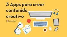 Apps para Crear Contenido Creativo, Descúbrelas y Sorpréndete